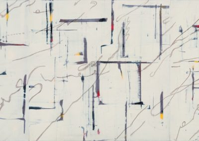 Crosswinds, 24 x 72 inches